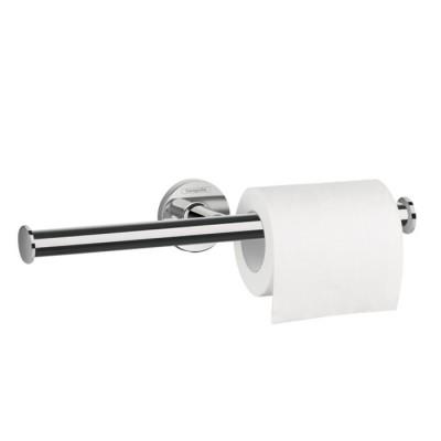 Держатель туалетной бумаги Hansgrohe Logis Universal 41717000 двойной