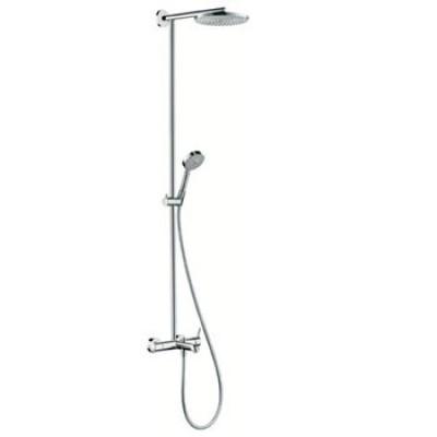 Душевая система Hansgrohe Raindance ShowerPipe 27101000 240 мм