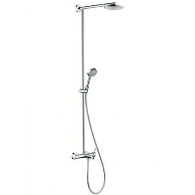 Душевая система Hansgrohe Raindance ShowerPipe 27104000 180 мм