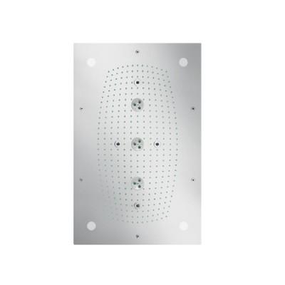 Верхний душ Hansgrohe Raindance Rainmaker 28418000 с подсветкой