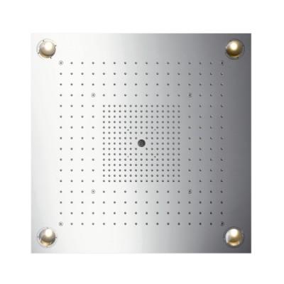 Верхний душ Hansgrohe Axor ShowerCollection ShowerHeaven 10627800 с подсветкой