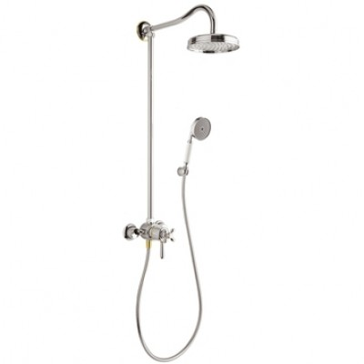 Душевая система Hansgrohe Axor Carlton Showerpipe 17670