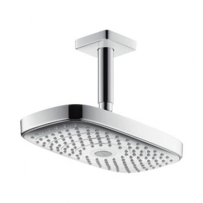 Верхний душ Hansgrohe Raindance Select E300 2jet 27384000 300 мм