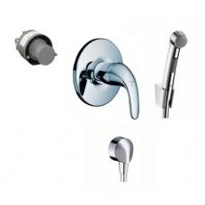 Гигиенический набор Hansgrohe Focus E 31766000+27454000+32129000