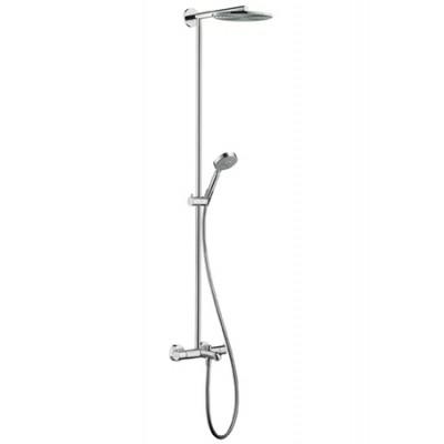 Душевая система Hansgrohe Raindance Showerpipe 27142000 240 мм