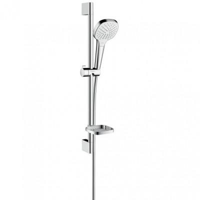 Душевой гарнитур Hansgrohe Croma Select E Vario 26586400 65 см