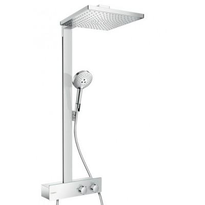 Душевая система Hansgrohe Raindance E Showerpipe 300 27361000 with ShowerTablet 350