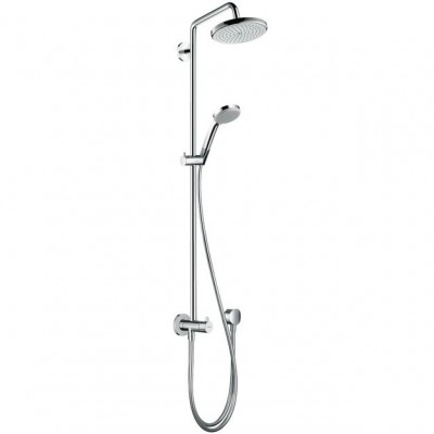 Душевая система Hansgrohe Croma 220 Showerpipe Reno 27224000 220 мм