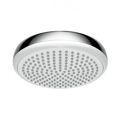 Верхний душ Hansgrohe Crometta 1jet 26577400 160 мм белый/хром