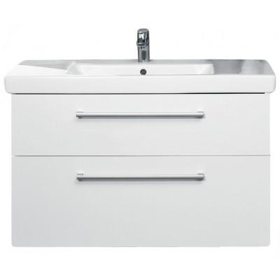 Тумба для ванной Villeroy & Boch 2Day2 A98000E4 белый 80 см с раковиной