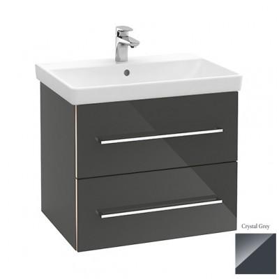 Тумба для ванной Villeroy & Boch Avento A88900B1 60 см Crystal Grey