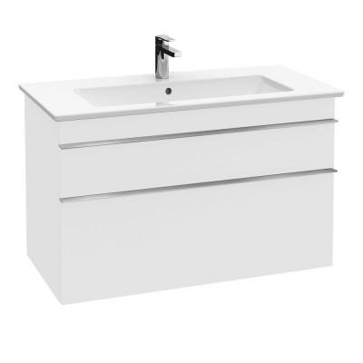 Тумба для ванной Villeroy & Boch Venticello A92501DH 80 см Glossy White