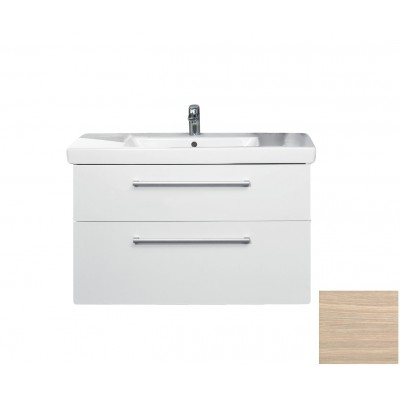 Тумба для ванной Villeroy & Boch 2Day2 A98000E9 Light Wood 80 см с раковиной
