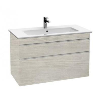 Тумба для ванной Villeroy & Boch Venticello A92504E8 80 см White Wood