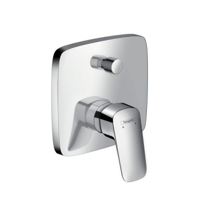 Смеситель для ванны Hansgrohe Logis 71405000 скрытого монтажа