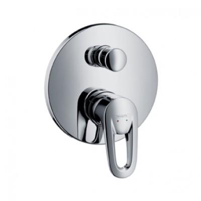 Смеситель для ванны Hansgrohe Metropol E 14475000 скрытого монтажа