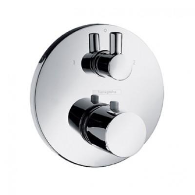 Термостат для ванны Hansgrohe Ecostat S 15721000 скрытого монтажа