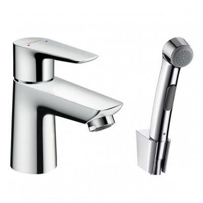 Смеситель для раковины Hansgrohe Talis E 71729000 с гигиеническим душем