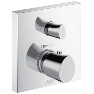 Термостат для ванны Hansgrohe Axor Starck Organic 12716000 скрытого монтажа