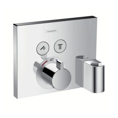 Термостат для ванны Hansgrohe ShowerSelect 15765000 скрытого монтажа