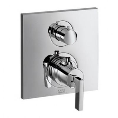 Термостат для ванны Hansgrohe Axor Citterio 39720 скрытого монтажа
