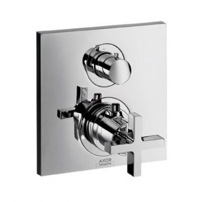 Термостат для ванны Hansgrohe Axor Citterio 39725000 скрытого монтажа