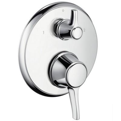 Термостат для ванны Hansgrohe Ecostat Classic 15753000 скрытого монтажа