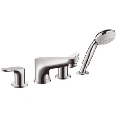 Смеситель для ванны Hansgrohe Focus 31936000 на борт ванной