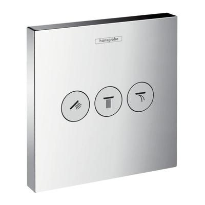 Вентиль переключающий Hansgrohe ShowerSelect 15764000