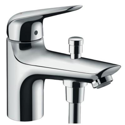 Смеситель для ванны Hansgrohe Novus 71321000 на борт
