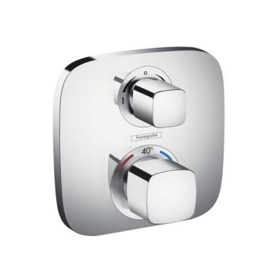 Термостат для ванны Hansgrohe Ecostat S 15708000 скрытого монтажа