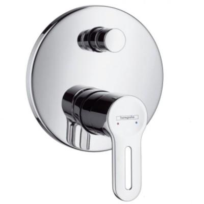 Смеситель для ванны Hansgrohe Metropol S 14465000 скрытого монтажа