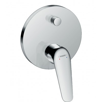 Смеситель для ванны Hansgrohe Novus 71045000 скрытого монтажа