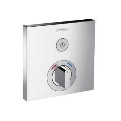 Смеситель для душа Hansgrohe ShowerSelect S 15767000 скрытого монтажа