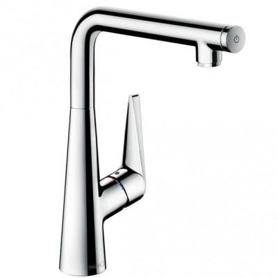 Смеситель для кухни Hansgrohe Talis Select S 72820800 сталь