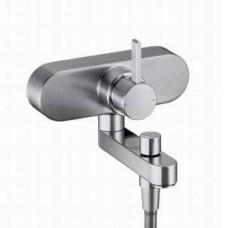 Смеситель для ванны Hansgrohe Axor Steel 35402800 сталь
