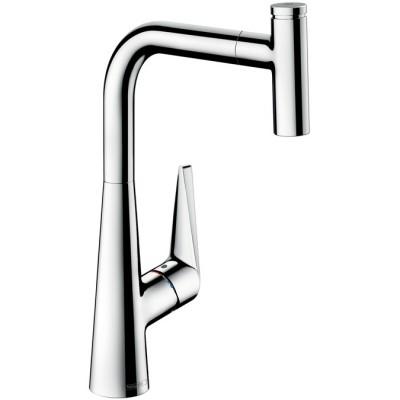 Смеситель для кухни Hansgrohe Talis Select S 72821800 сталь
