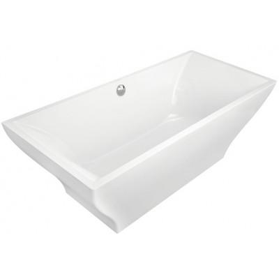 Квариловая ванна Villeroy & Boch La Belle UBQ180LAB9W1V-01 180x80 см бесшовная