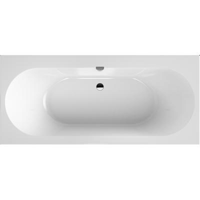 Квариловая ванна Villeroy & Boch Oberon 2.0 UBQ170OBR2DV-01 170x75 см с ножками