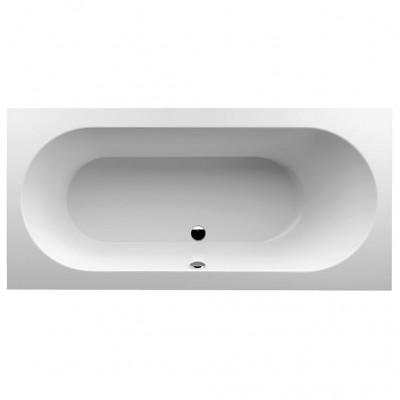 Квариловая ванна Villeroy & Boch Oberon UBQ199OBE2V-01 190x90 см с ножками