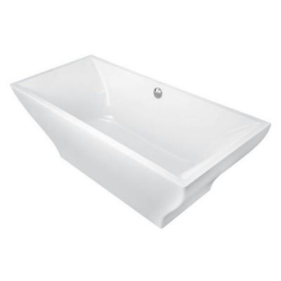 Квариловая ванна Villeroy & Boch La Belle UBQ180LAB2PDV-96 180x80 см