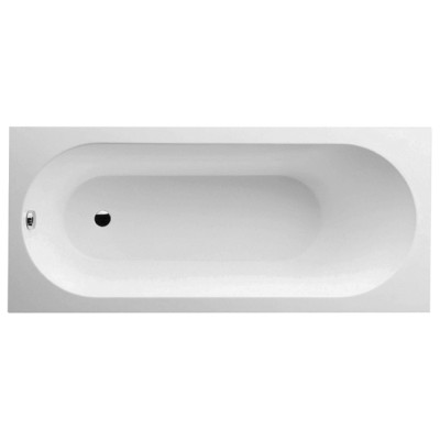 Квариловая ванна Villeroy & Boch Oberon UBQ170OBE2V-96 170x75 см с ножками