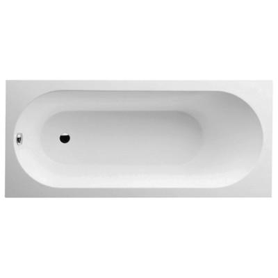 Квариловая ванна Villeroy & Boch Oberon UBQ180OBE2V-96 180x80 см с ножками