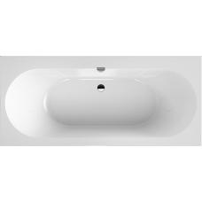 Квариловая ванна Villeroy & Boch Oberon 2.0 UBQ180OBR2DV-01 180x80 см с ножками